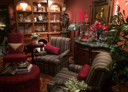 The Huntington Bed and Breakfast, Carriage House Design Studio &Gift Shop