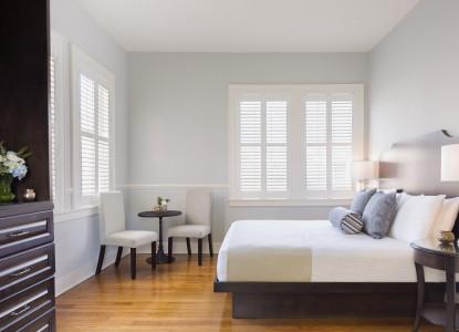 Elliot House Inn Bedroom