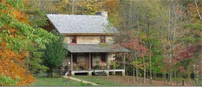 Log House Homestead