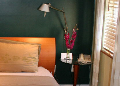 Encore B&B is located in the trendy South End neighborhood in a 19th century townhouse.