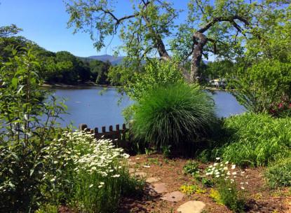 Gardens lake view