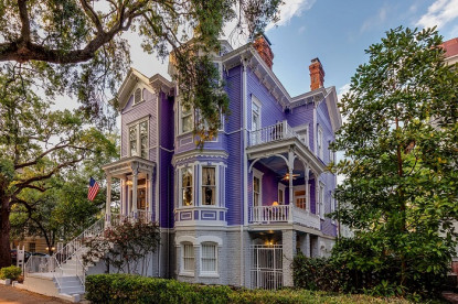 Discover charm and elegance in Savannah! Relax, un-wind and enjoy your stay in our 1888 Victorian Home.