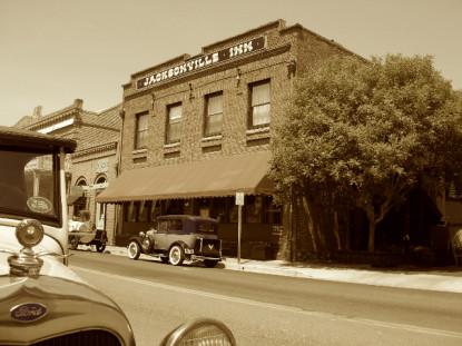 Jacksonville inn, history