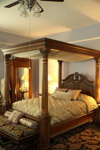 Wisteria Hall room