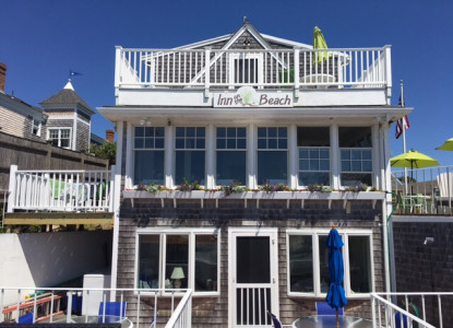 Vacation, relax & unwind at our waterfront inn with its private beach overlooking Nantucket Sound on Cape Cod.
