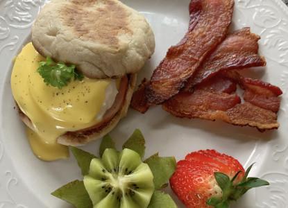 LimeRock Inn, breakfast area