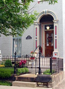 Gateway Bed & BreakfastNewport (Cincinnati area), Kentucky