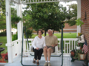 Victorian House Bed & Breakfast Innkeepers Dave & Sharon
