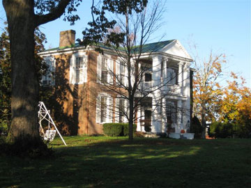 Myrtledene Bed and Breakfast, Fall