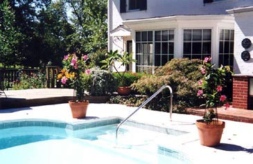 Pinecrest Cottage & Gardens-Swimming Pool