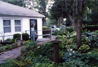 Pinecrest Cottage & Gardens outside