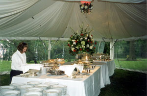 Weddings at Pinecrest Cottage and Gardens