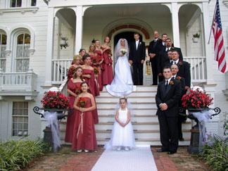 Mayhurst Inn wedding
