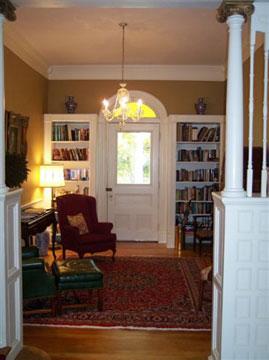Abingdon Manor The Library