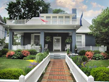 East Main Guest House Bed and Breakfast Inn - Rock Hill, South Carolina
