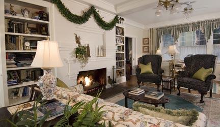 Abbington Green Bed & Breakfast Inn Living Room