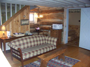 Pilot Knob Inn Downstairs Area