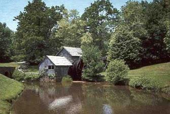 Pilot Knob Inn Mabry Mill