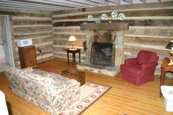 Pilot Knob Inn Living Room
