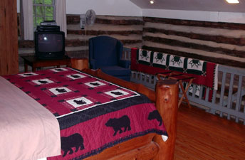 Pilot Knob Inn Another View of Bedroom