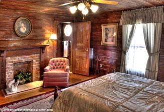 Bertie's Room Sitting Area