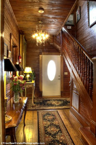 Duck Smith House Entry Hall