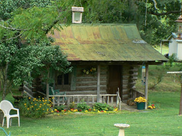 Duck Smith House Log Cabin