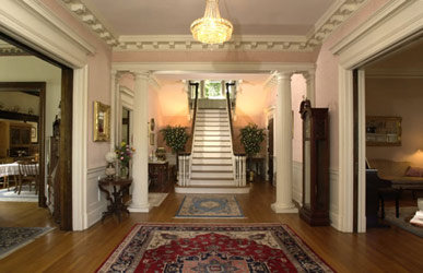 Federal Crest Inn Bed & Breakfast-Grand Staircase
