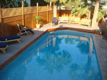 Carole's Bed & Breakfast Inn, New Salt Water Pool