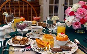 Brierley Hill Bed & Breakfast Prix Fixe Breakfast