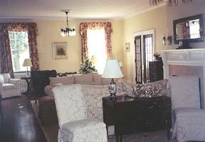 Maridor Bed & Breakfast, Living Room