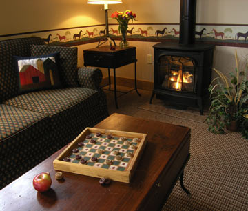 The Inn and Spa at Intercourse Village Country Homestead Suites