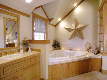 The Inn & Spa at Intercourse Village bathroom