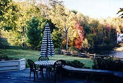 1732 Folke Stone Bed and Breakfast, Veranda