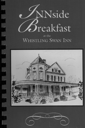 Whistling Swan Inn - Cookbook