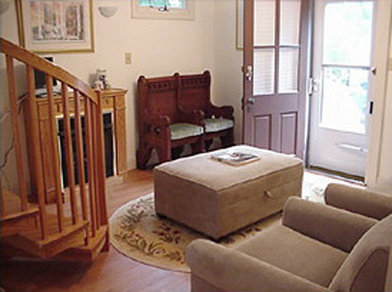The Mainstay Inn Apartment Suite
