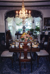 Willow Hill House Bed & Breakfast, Dining Room