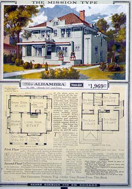 Triangle Ranch Bed & Breakfast, Sears, Roebuck & Co. Catalog