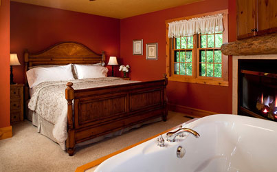 Chanticleer Guest House-Bedroom