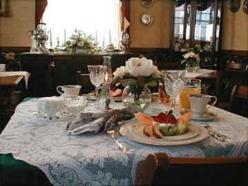 The Dickey House Bed & Breakfast, Ltd-Gourmet Breakfast