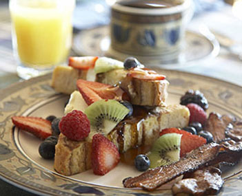 Rhythm of the Sea, A Cape May Bed & Breakfast, French Toast
