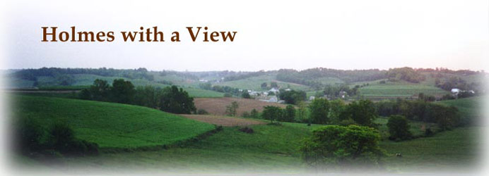 Holmes With A View Guest Accommodations - Millersburg, Ohio