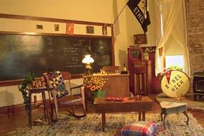 Recess Inn Bed & Breakfast School Room