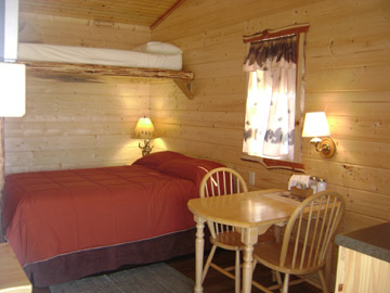 Dacha Bed & Breakfast Bedroom