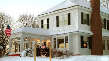 The Brewster Inn, Dexter, Maine-Exterior