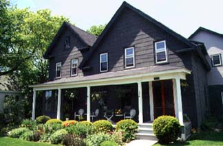 Penury Hall Bed & Breakfast - front view