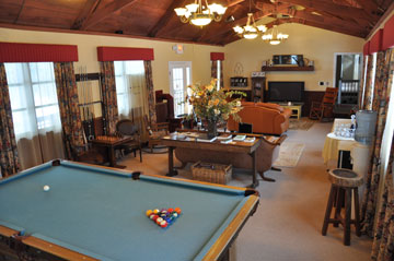 Carmel Cove Inn at Deep Creek Lake, Common Room
