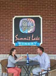 Loganberry Inn Summit Lake Winery