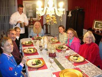 Fuquay Mineral Spring Inn & Garden Cooking Class