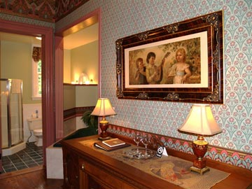 DeLano Mansion Inn Bed & Breakfast, Attention To Detail